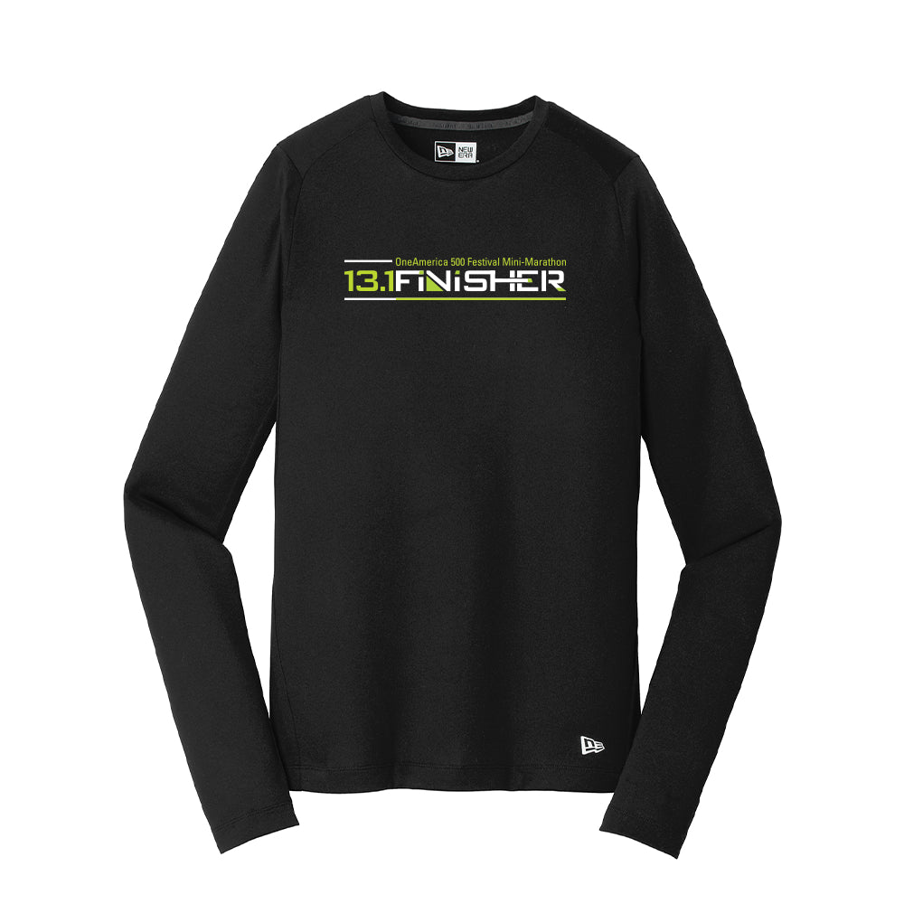 2019 13.1 Finisher New Era Performance Long Sleeve Tee