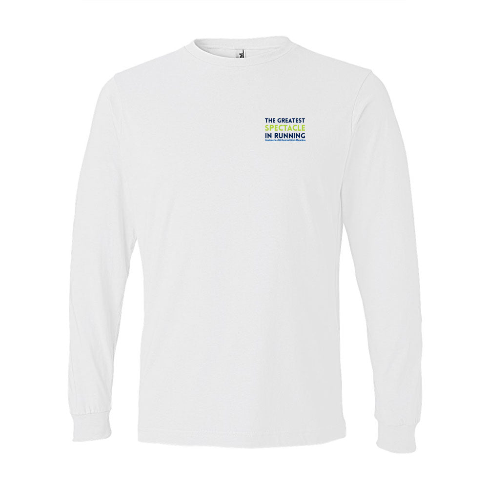 Words of Indy Mini Long Sleeve Tee