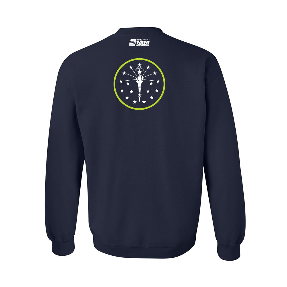 NEW Indy Mini Heavy Blend Crewneck Sweatshirt