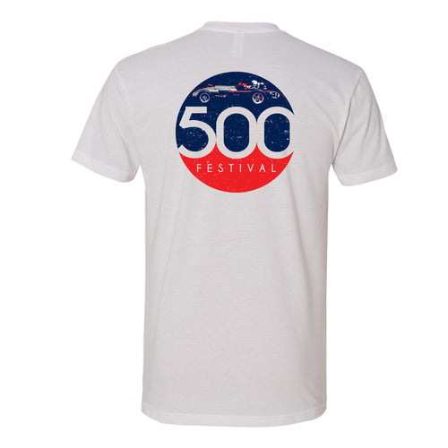 500 Festival Soft Sueded Tee