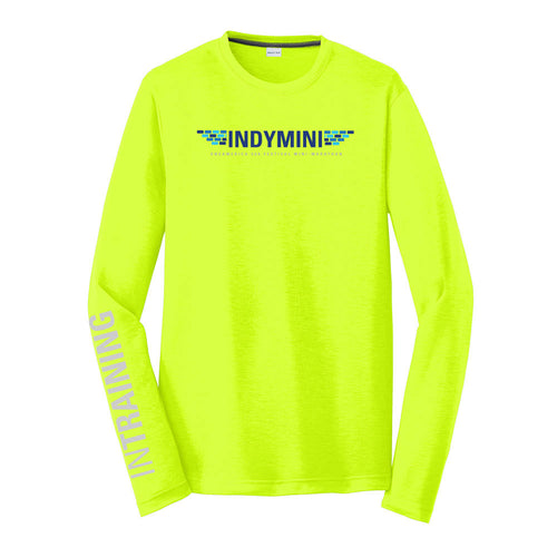 In Training Long Sleeve Performance Tee