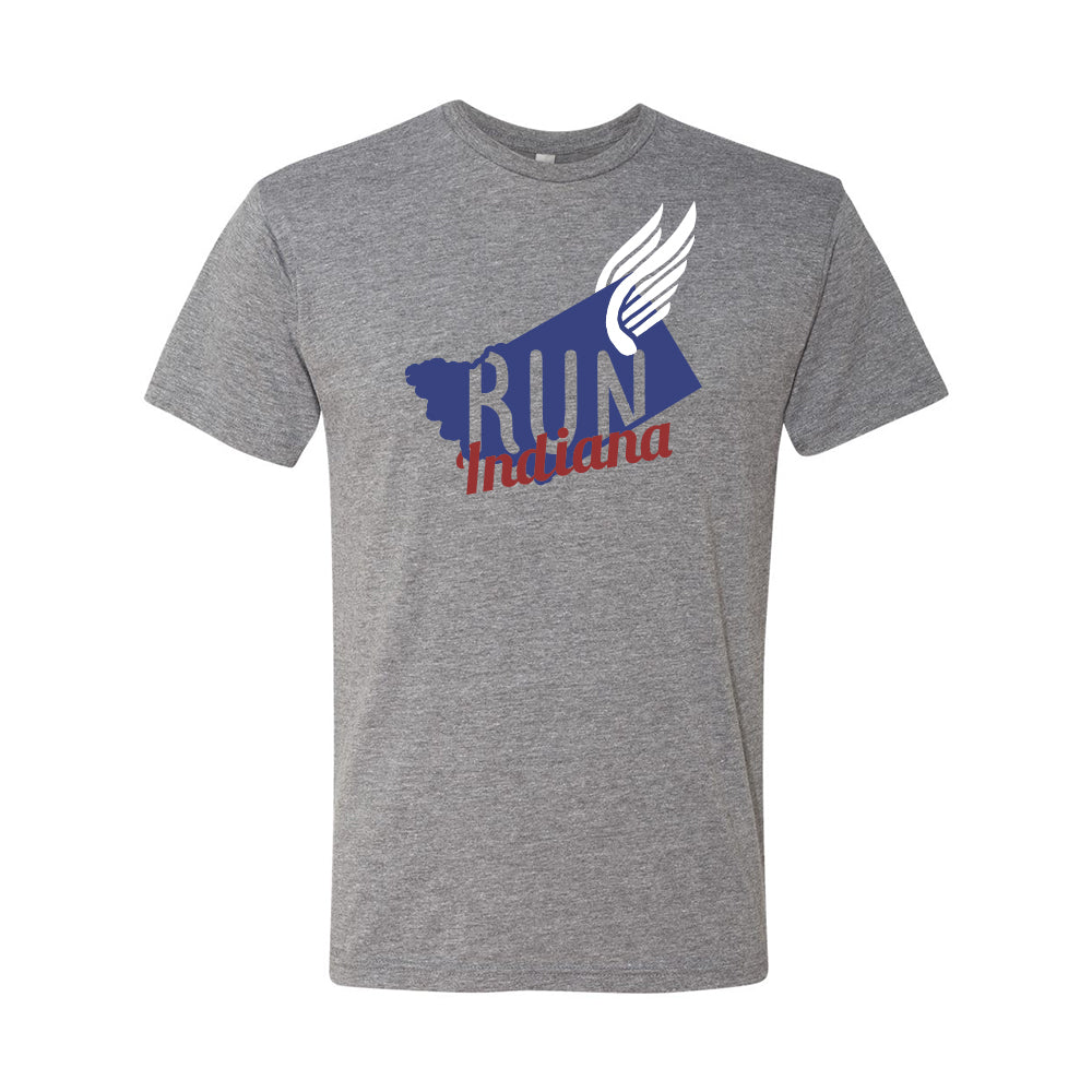 Run Indiana Youth Tee