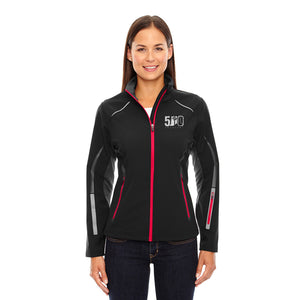 Ladies Pursuit Hybrid Soft Shell Jacket