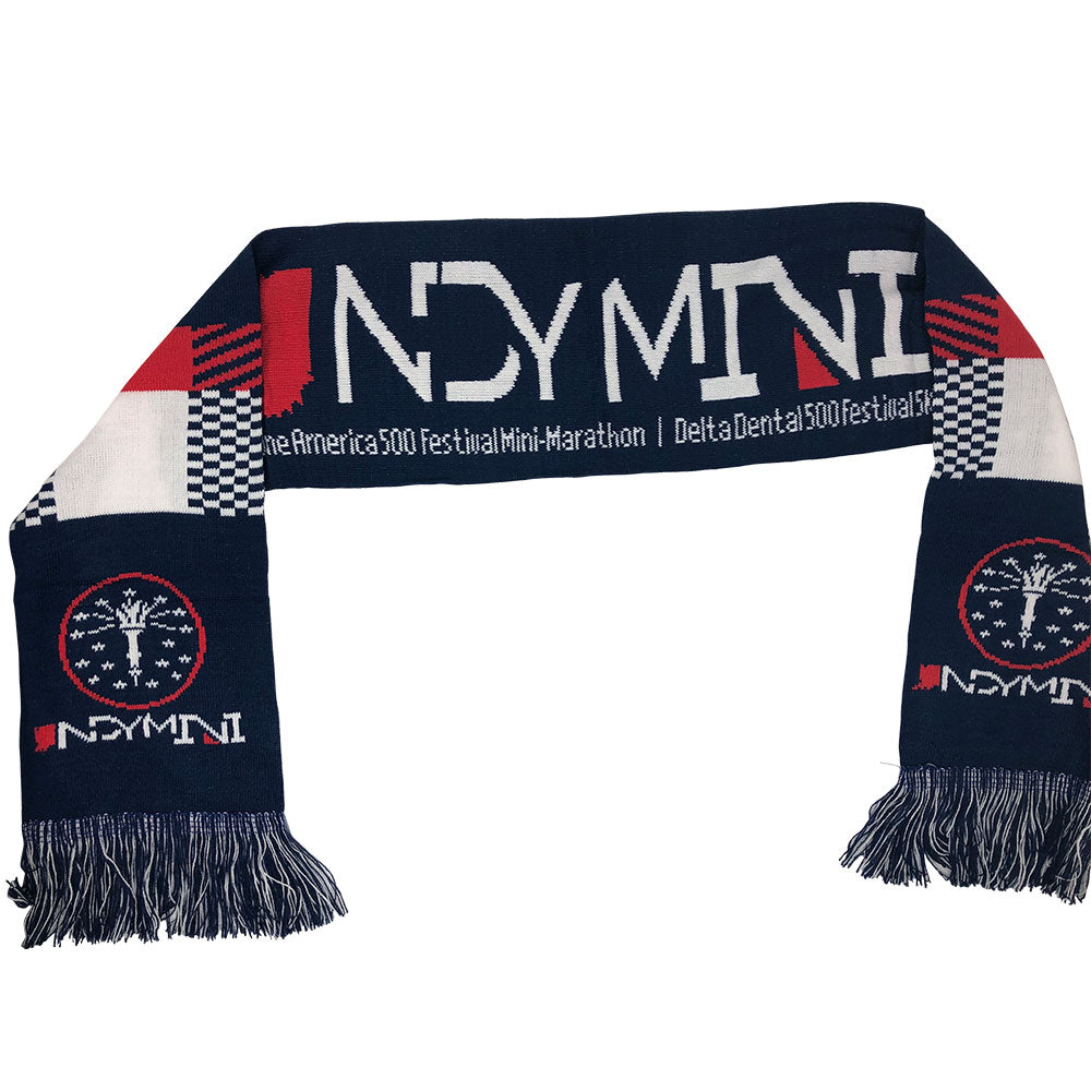 Indy Mini Knit Scarf (LIMITED SUPPLY)