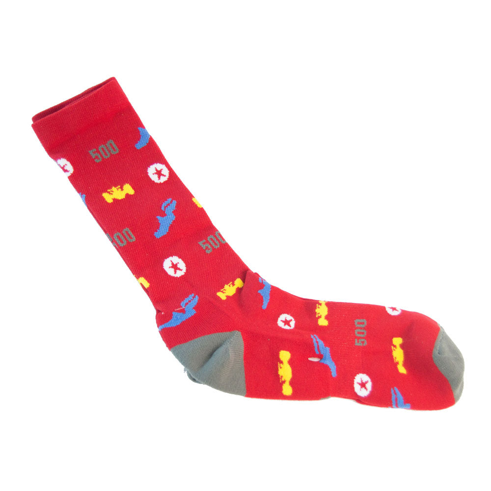 Athletic InTraining Pattern Socks