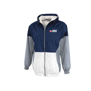 Full Zip Windproof Mini Jacket