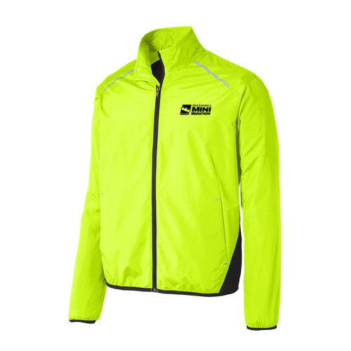 Light Weight Reflective Runner's Jacket