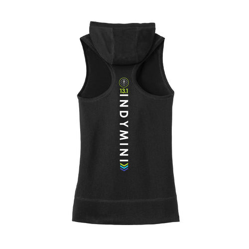 New Era Ladies Hoodie Tank