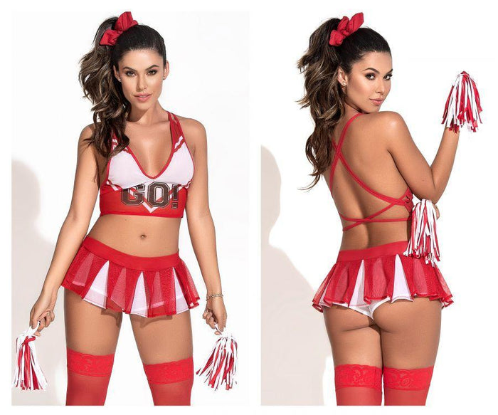 Mapale 6374 Cheerleader Costume Outfit