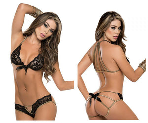 Mapale 8134 Two Piece Lingerie Set