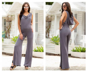 Mapale 1893 Jumpsuit with Hoodie