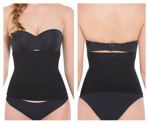 Siluet TF500 Seamless Silicone-Lined Shaping Waist Cincher