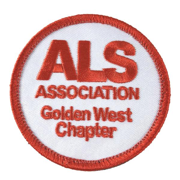 ALS Association Patch