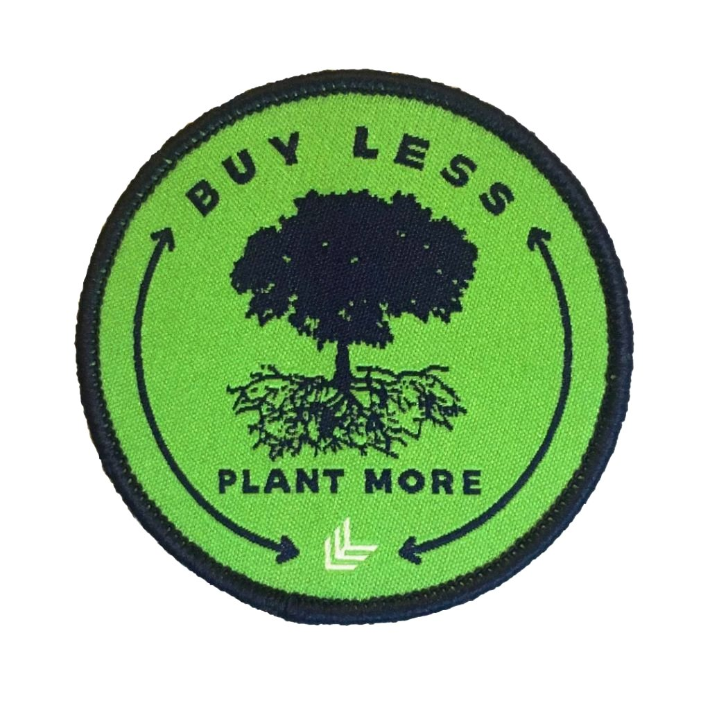 Buy Less Plant More Patch