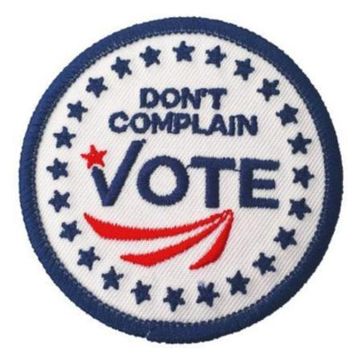 Don't Complain Vote Patch