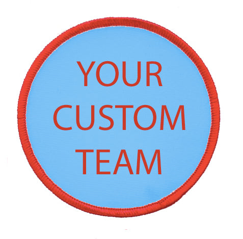 Your Custom Team Patch