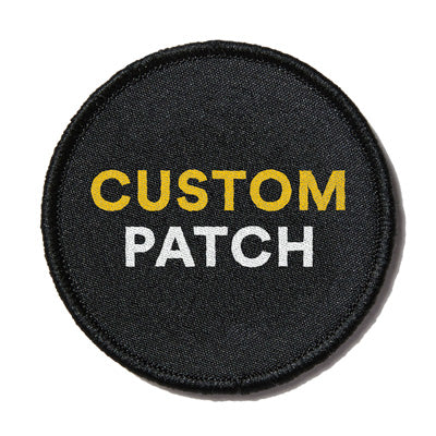 Custom Designed Patch