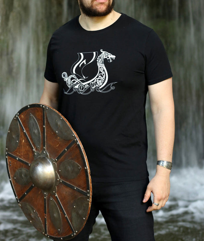T-Shirt Drakkar Viking