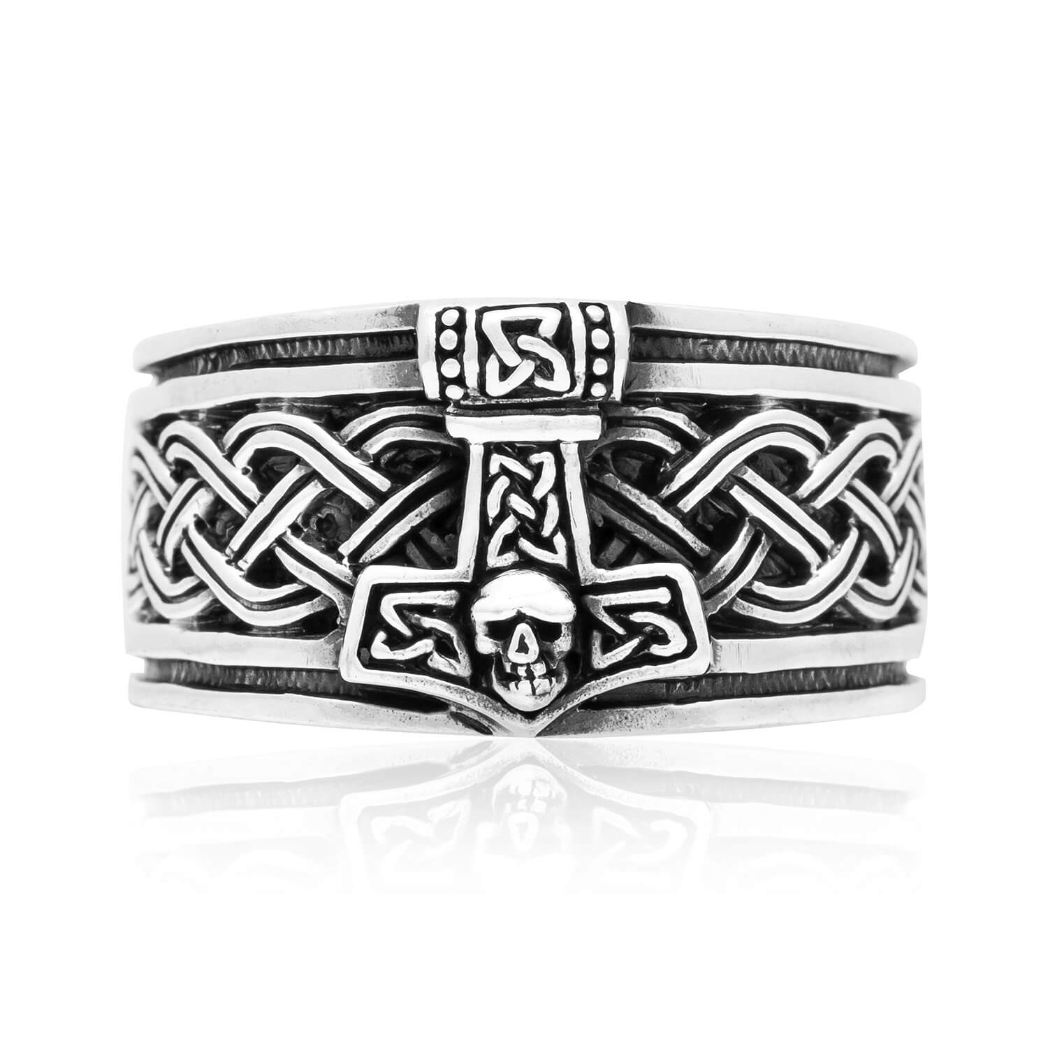 bague homme taille 76