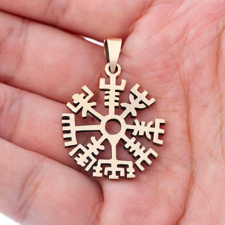collier viking vegvisir
