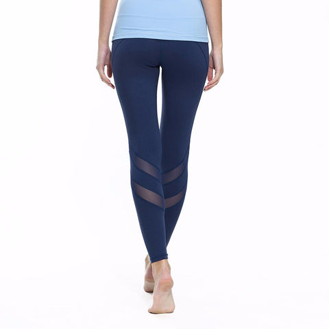 Fitness Leggings Tight Mesh