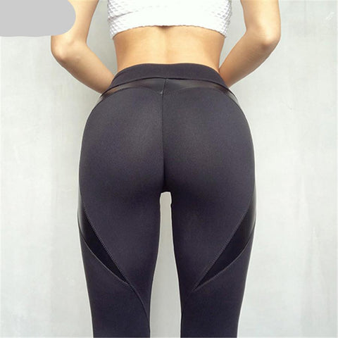 Sexy Fitness Bodycon Slim Leggings