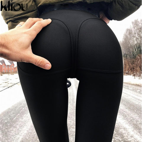 High Fitness Waist Leggings Sexy Hip Push Up
