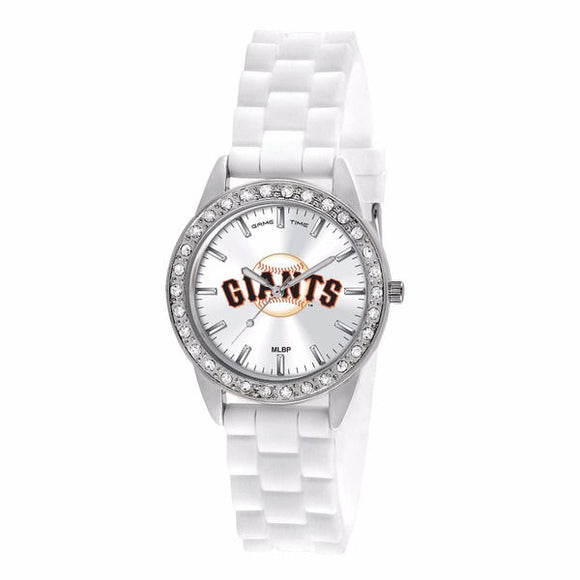 SF Giants Watch With Crystals