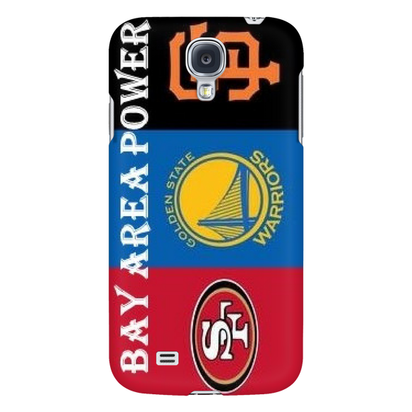 Bay Area Power Phone Case
