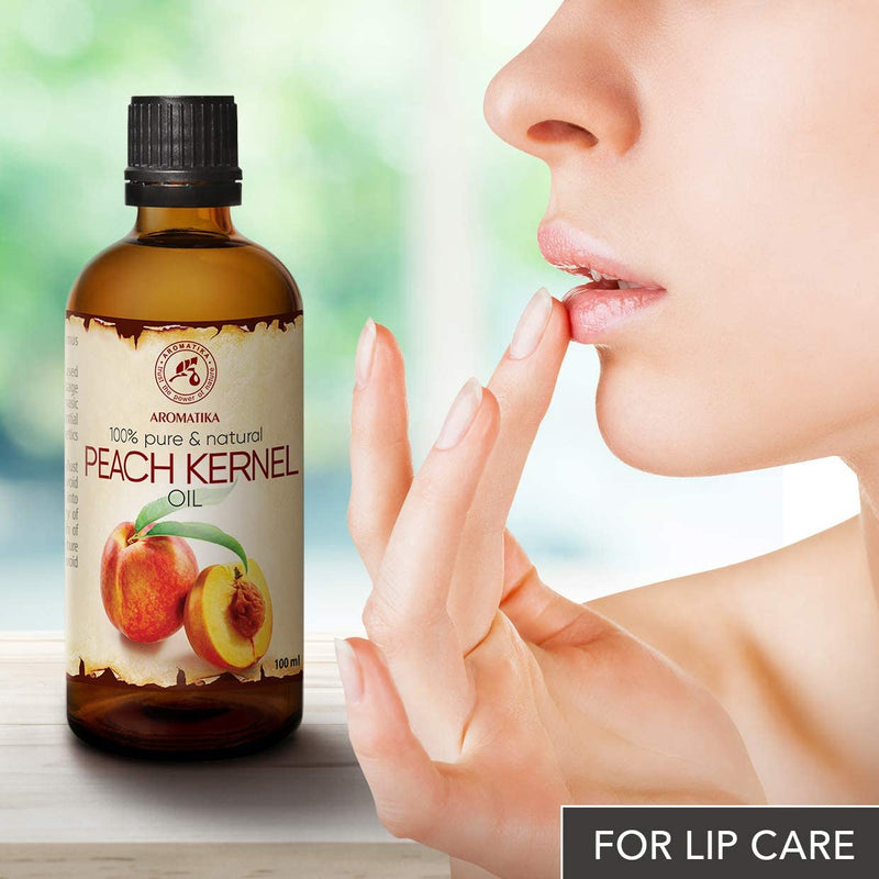 Peach kernel oil Carrier oils Aromatika