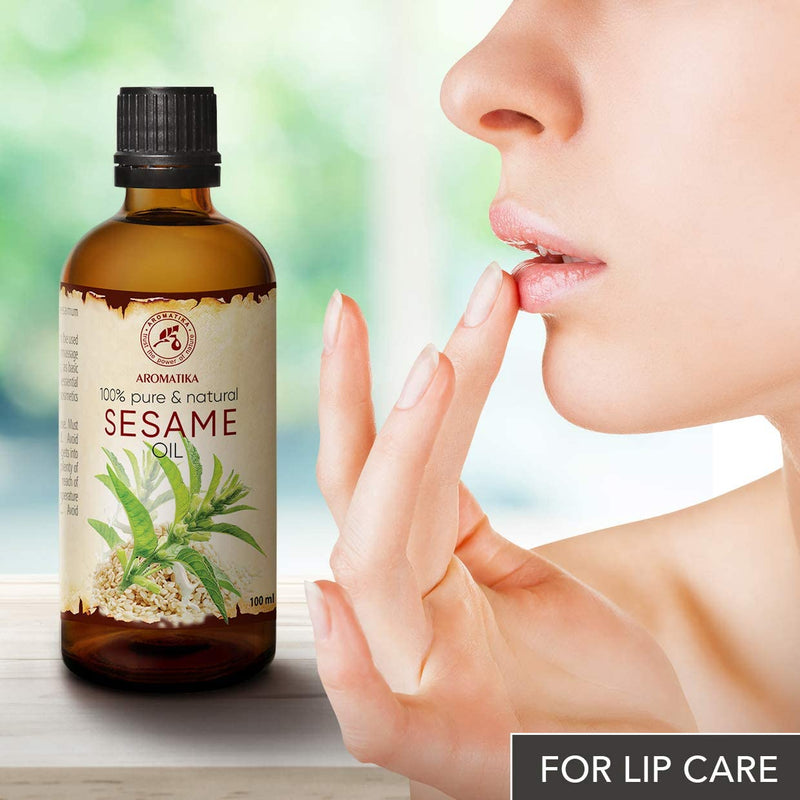 Sesame oil Carrier oils Aromatika