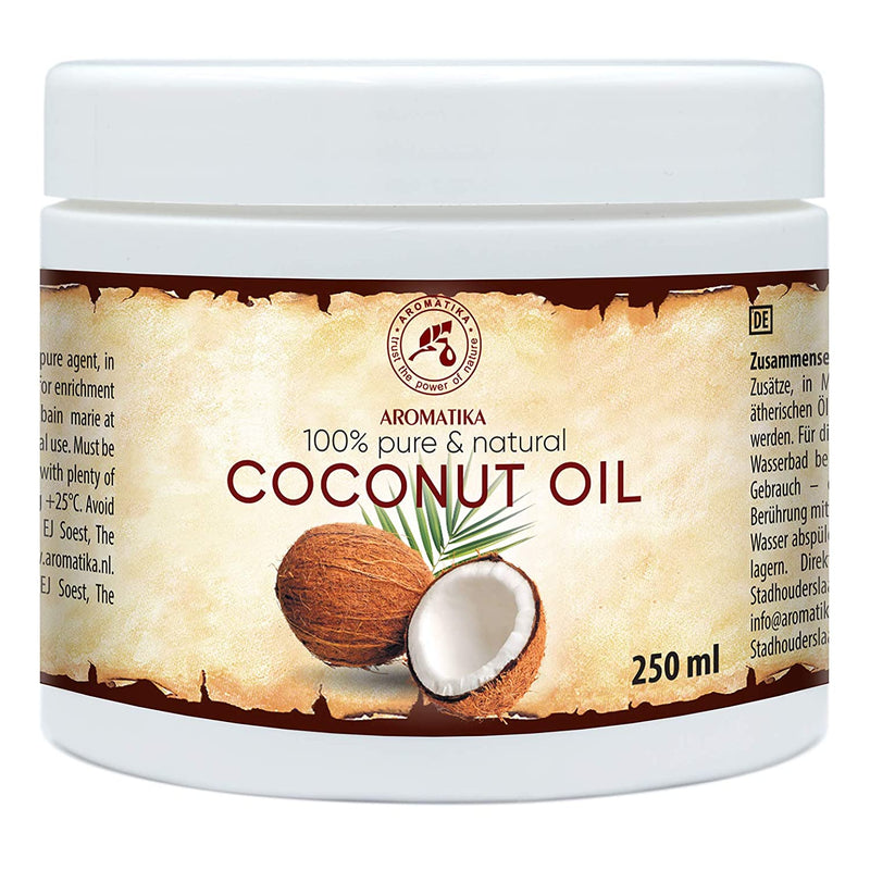 Coconut oil - cold pressed