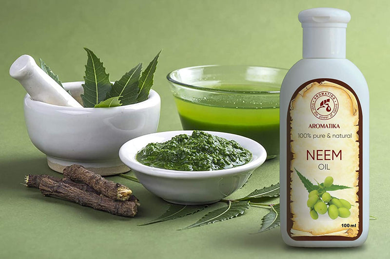 Neem oil Carrier oils Aromatika