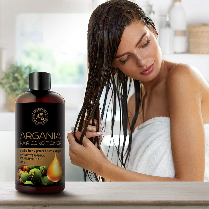 Argain conditioner Shampoos Aromatika