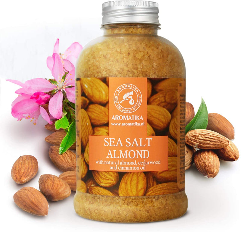 Almond Sea Salt