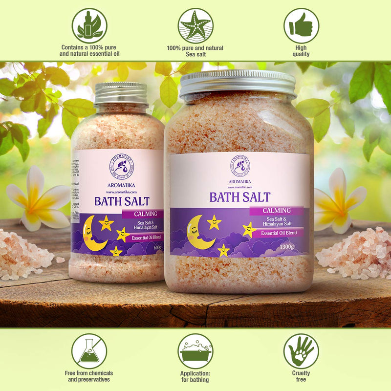 Calming Bath Salts