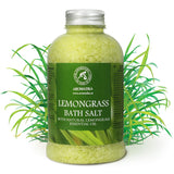 Bath salts Lemongrass Bath salts Aromatika