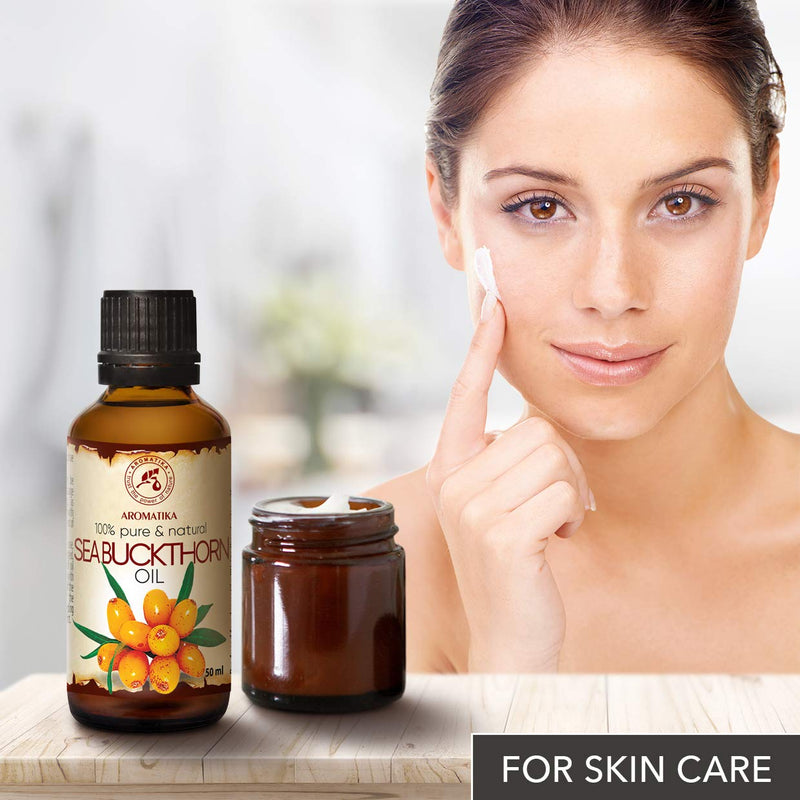 Sea buckthorn oil Carrier oils Aromatika