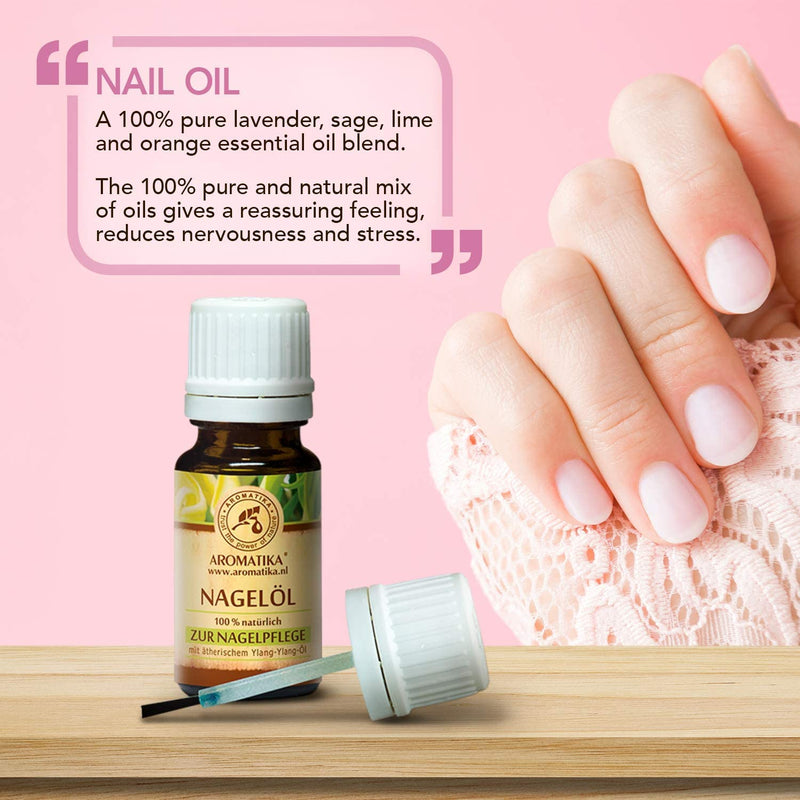 Nail strenght oil