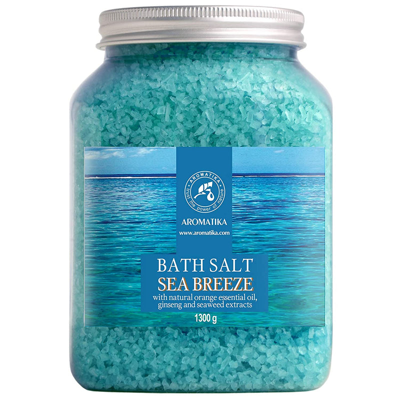 Bath salt Sea Breeze Bath salts Aromatika