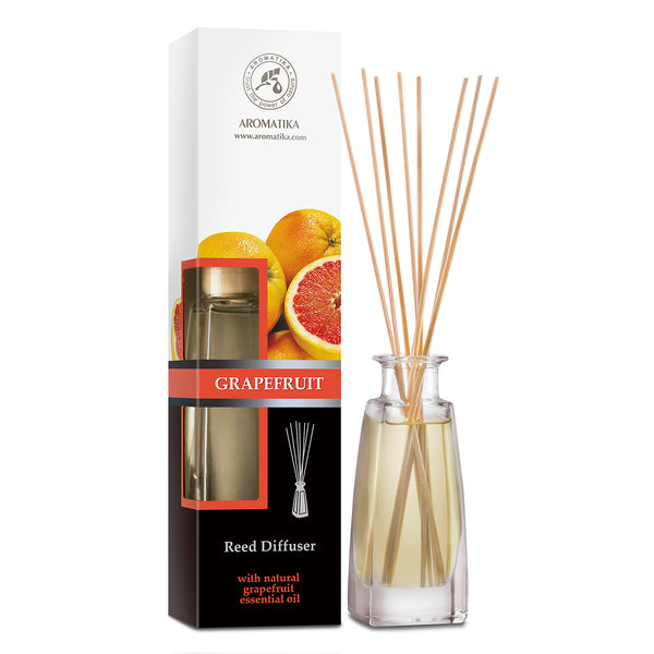 Reed diffuser Grapefruit