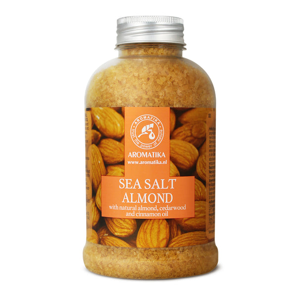 Sea Salt Almond