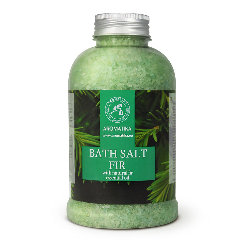 Fir Bath Salt