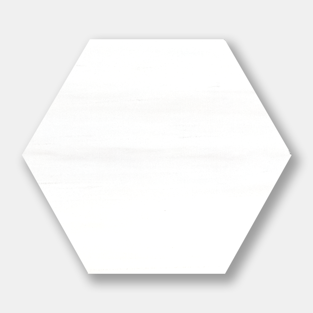 "10.5"" Dolomite Hexagon  - DW TILE & STONE - Atlanta Marble Natural Stone Wholesale Stone Supplier"