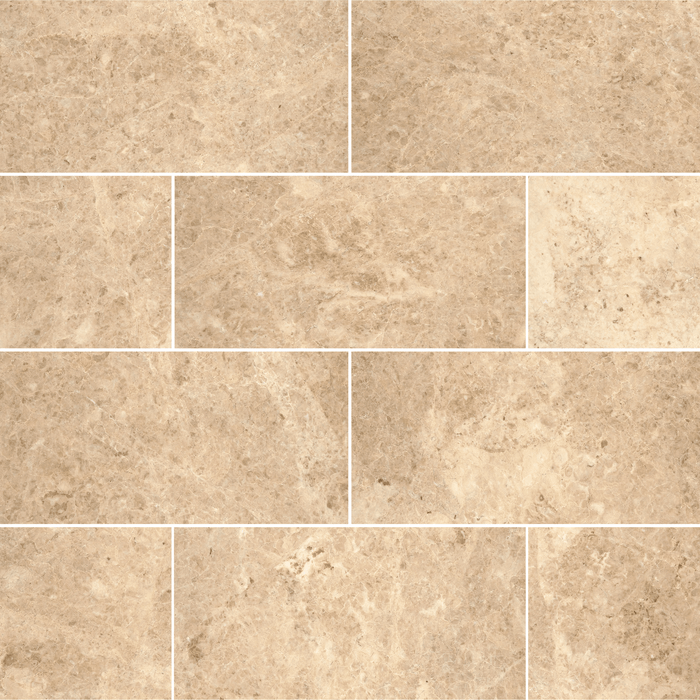 "Cappuccino Marble Floor and Wall Tile Polished / 12"" x 24"" - DW TILE & STONE - Atlanta Marble Natural Stone Wholesale Stone Supplier"