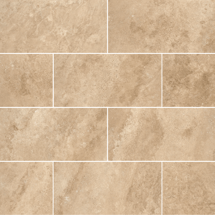 "Walnut Travertine Floor and Wall Tiles Honed / 12"" x 24"" - DW TILE & STONE - Atlanta Marble Natural Stone Wholesale Stone Supplier"