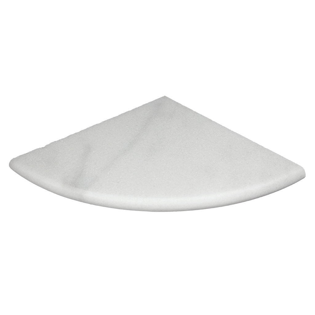 "18"" Bianco Perla Marble Shower Seat Honed / 18"" - DW TILE & STONE - Atlanta Marble Natural Stone Wholesale Stone Supplier"