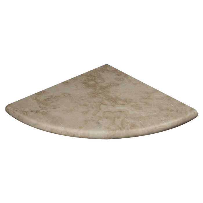"18"" Cappuccino Marble Shower Seat Honed / 18"" - DW TILE & STONE - Atlanta Marble Natural Stone Wholesale Stone Supplier"