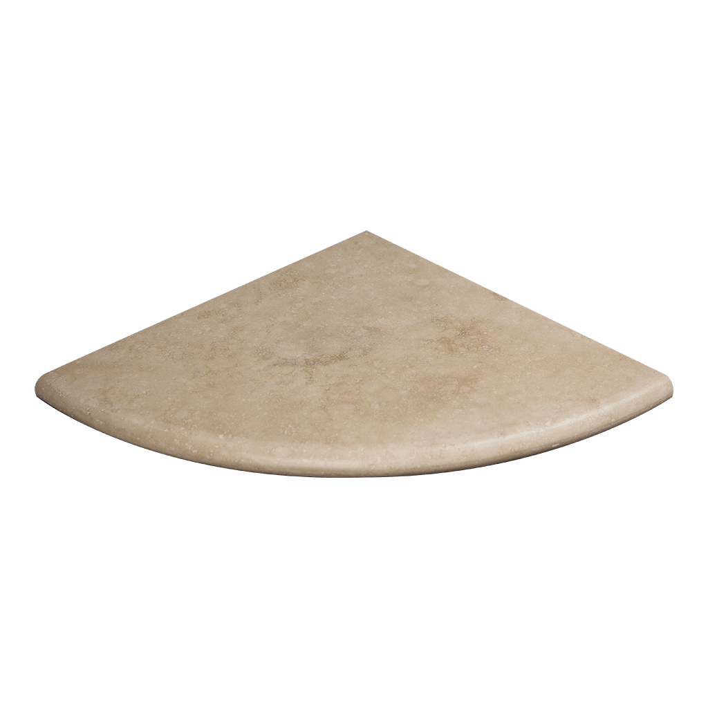 "18"" Ivory Travertine Shower Seat Honed / 18"" - DW TILE & STONE - Atlanta Marble Natural Stone Wholesale Stone Supplier"