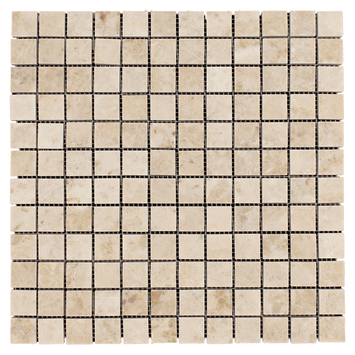 "1x1 Cappuccino Marble Mosaic Tile - Polished Polished / 1"" x 1"" - DW TILE & STONE - Atlanta Marble Natural Stone Wholesale Stone Supplier"